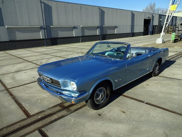 Ford Mustang cabriolet - 1966