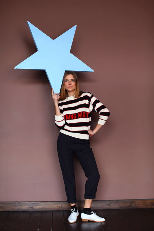 Star #sweater