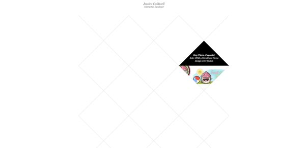 Jessica Caldwell - Websites with Original, Non-Standard Geometry