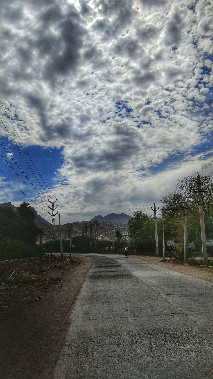 Jalor, samtipura road Click by Qayyum khan