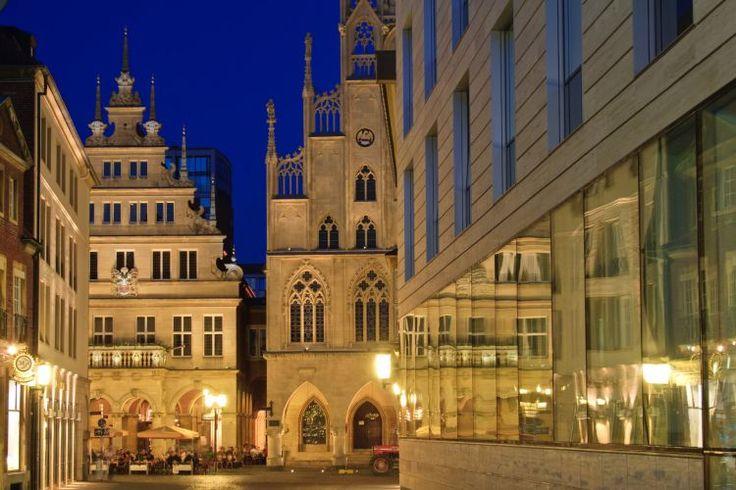 Münster, Westfalen für Touristen: Die beliebtesten Attraktionen, Unterkünfte und Gaststätten sowie Einkaufsmöglichkeiten und Veranstaltungen