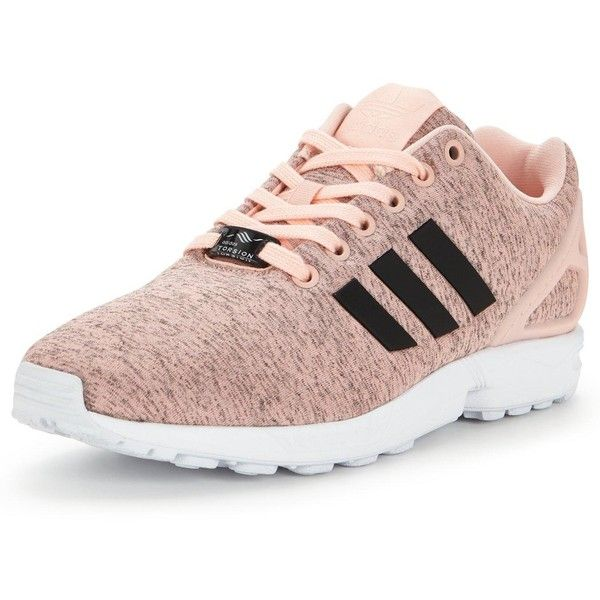 Adidas Women Shoes - Adidas Originals Zx Flux (605 HRK) ❤ liked on Polyvore featuring shoes, adidas originals shoes, fleece-lined shoes and adidas originals - We reveal the news in sneakers for spring summer 2017