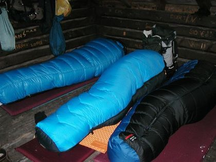 Looks Comfy Cold Weather Sleeping Bags