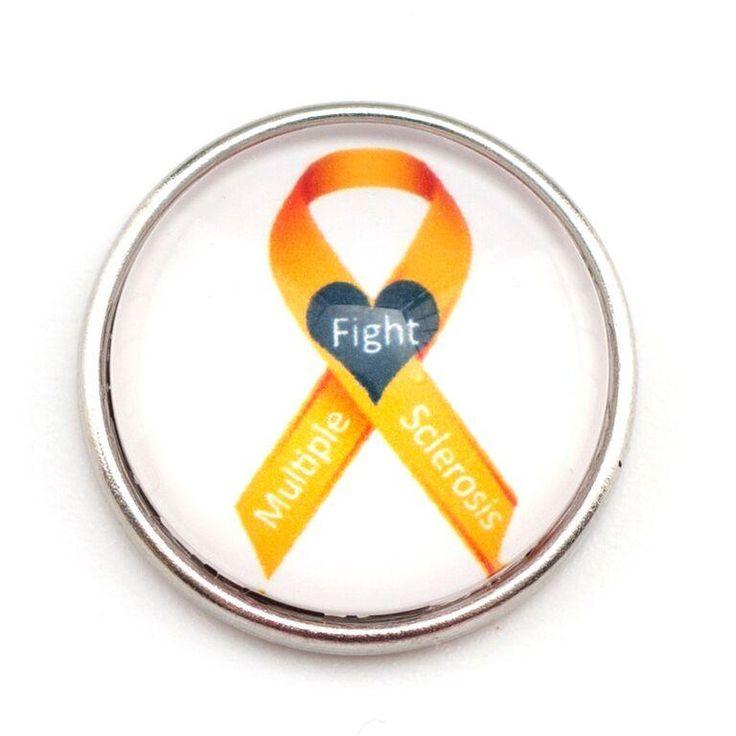 Multiple Sclerosis Awareness Popper