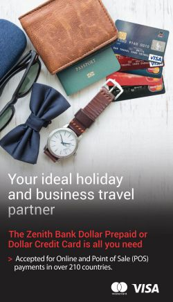 Zenith Bank Platinum Card Holders Are One Of The Few Who Get