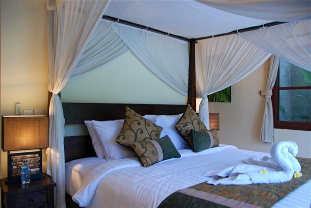Villa Santai - Geria BaliGeria Bali #seminyak #honeymooners #honeymoon #love #welcoming #geriabali #holiday #bedroom #sweat #luxury