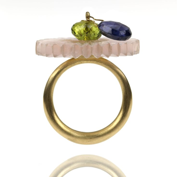 9-karat Gold Multi-stone Earrings - one size Alice Cicolini iDiSUhHJ