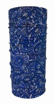 Paisley Blau Schlauchtuch