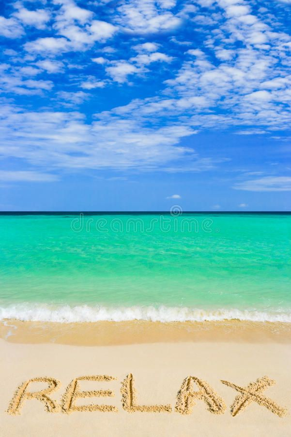 Word Relax On Beach Vacation Concept Background Affiliate Beach Relax Word Background Concept Ad Beach Background Stock Images