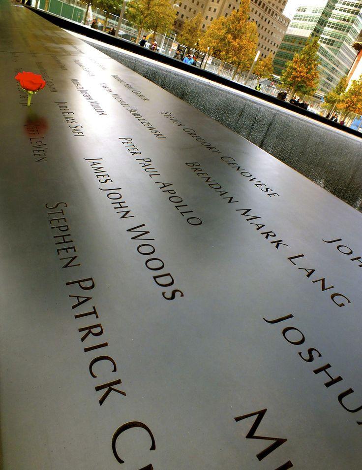 Visiter ground zero, le mémorial du 11 Septembre 2001