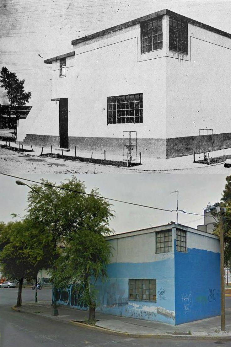 Juan legarreta casa m nima integral 1930 foto actual de for Casa minima