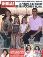 Hola! Magazine [Spain] (15 August 2012)
