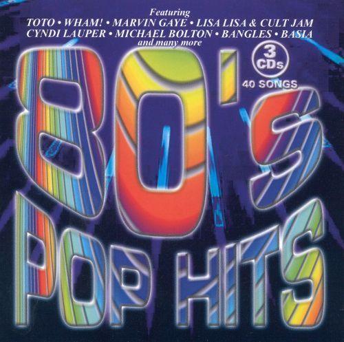 '80s Pop Hits [Sony] [CD]