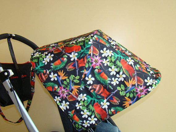 Canopy  Hood for Bugaboo Cameleon and organizer  stroller