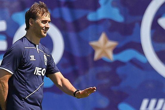 FC Porto Noticias: Jackson, Quaresma e Danilo em privado com Lopetegu...