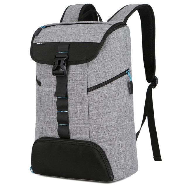 93763ea549ec Anti-theft New 17 17.3 Inch Laptop Backpack 15 15.6 Notebook bag For ...