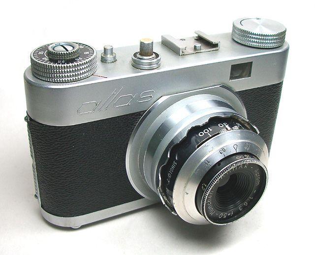 GAMMA ATLAS(ガンマ・アトラス)~1956年  Gammar Acrom 50mm F6.3(ガンマ・アクロム)