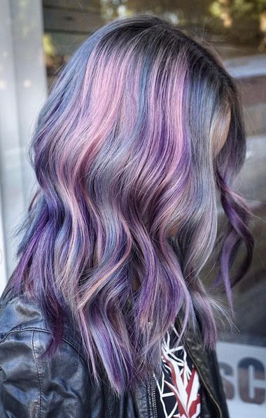 unicorn hair color                                                                                                                                                                                 More