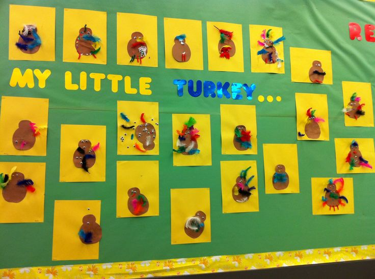 These turkeys make me giggle!!! Each turkey is unique and special just like each children ~~~ please support their own ideas, imagination and creativities!