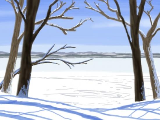 Lake Simcoe, Keswick Ontario