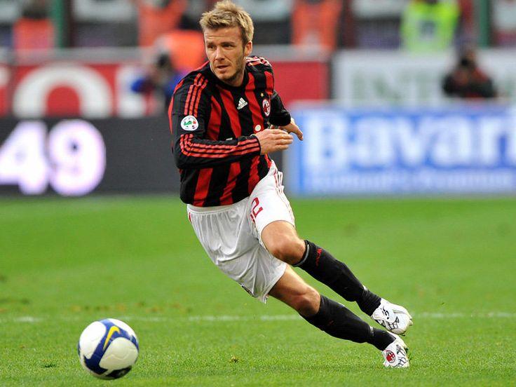 Lorsqu'il évoluait avec les Los Angeles Galaxy, David Beckham fut prêté au Milan AC, en 2009 et 2010.
