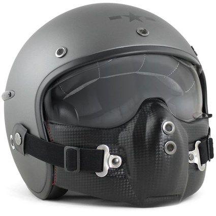 Harisson Corsair helmet - Matte grey