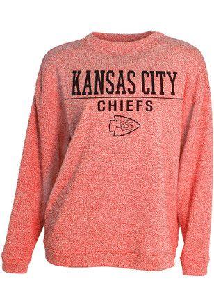 kansas city chiefs crew sweatshirt