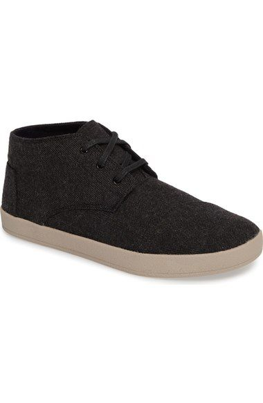 TOMS 'Paseo Mid' Sneaker (Men). #toms #shoes #