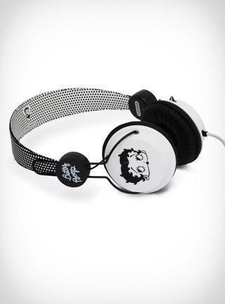 Coloud - Betty Boop Black-White Kulaklık Hipsin | Coloud