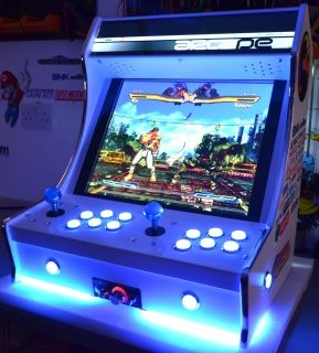 This multigame Arcade Machine includes many popular Arcade Games, and perfect for many hours of fun.Enjoy the best ever Neo-Geo or Classic Arcade Games : King Of Fighters series, Street Fighter...
