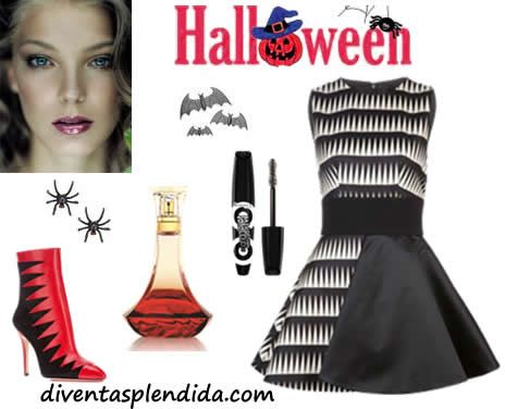 Outfit halloween 2013