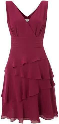 3ec7f06fdaa4 Womens Sleeveless Dress From Lands. Special Occasion Dresses, Dress  Collection, Peplum Dress, Pink Dress, Dress Skirt,