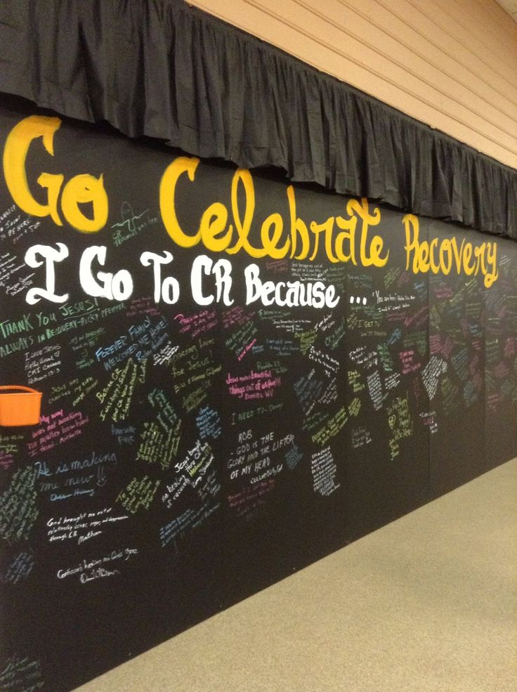 A Wall of hope and transformed lives at the 2013 Celebrate Recovery East Coast Summit. Reading this wall can bring tears to your eyes!  #CRSummitEast