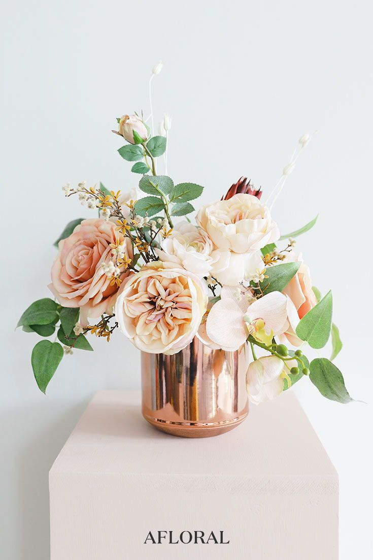 16++ Fake flowers for wedding centerpieces inspirations