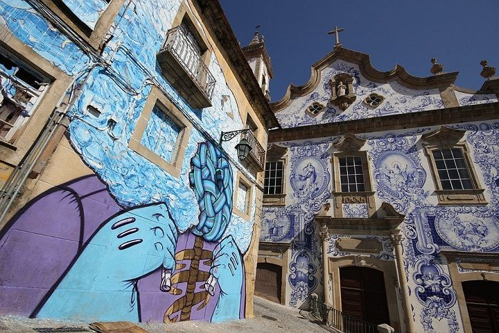 arm collective, urban art covilha wool fest,