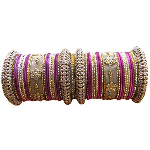 Shoppingover Set of Ethnic Indian Traditional Bangle Brac... http://www.amazon.com/dp/B01GMTEE4K/ref=cm_sw_r_pi_dp_8rbvxb01Q33X6