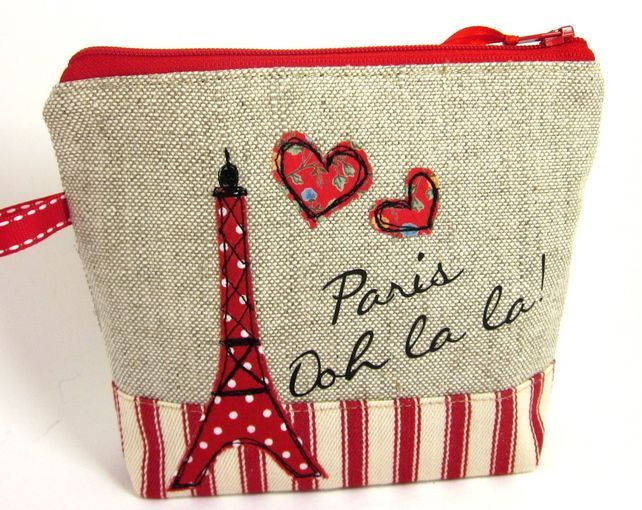 sewing idea for a bag ♥