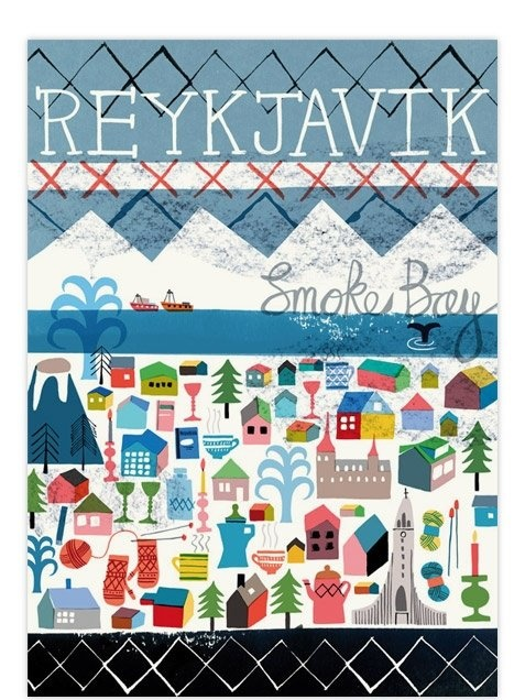 REYKJAVIK is one of the most amazing place I've been to. Actually we have been there 3 times and still want to back.