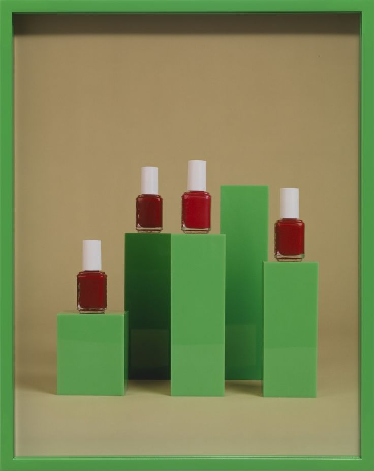 Elad Lassry. Nailpolish. 2009
