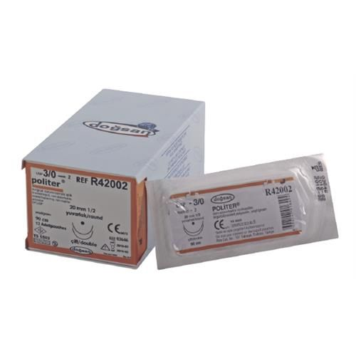 Politer Non-absorbable Sutures