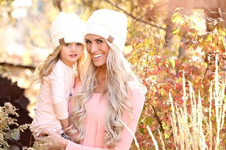 One of our most popular items! The Slouchy CC Beanie is the perfect accessory for chilly weather! One size fits most, toddler-adult.