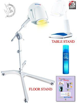 Bioptron Pro 1 with Table Stand Floorstand >>> Find out more about the great product at the image link.