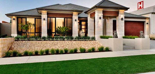 Pin By Adrian Gee On Front Yard Facade House House