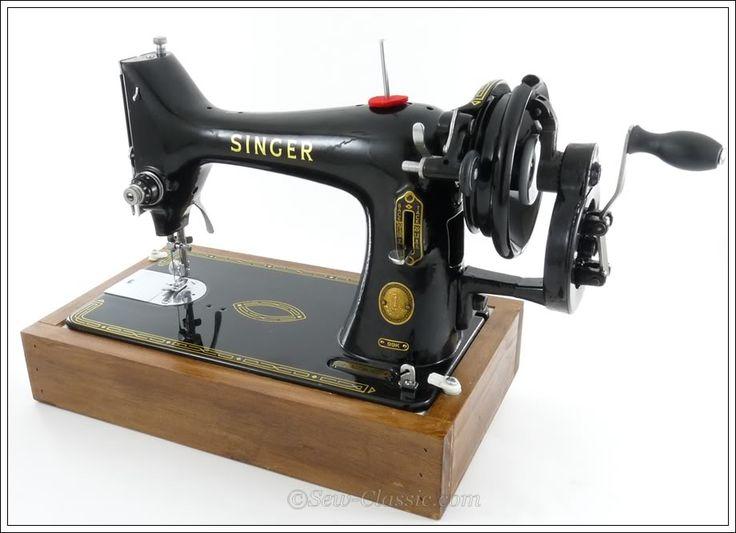 singer sewing machine ak series