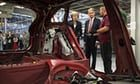 Philip Hammond to say UK will have self-driving cars by 2021 in budget fit...