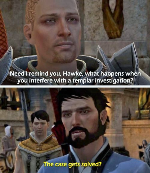 HOLY SHIT DRAGON AGE