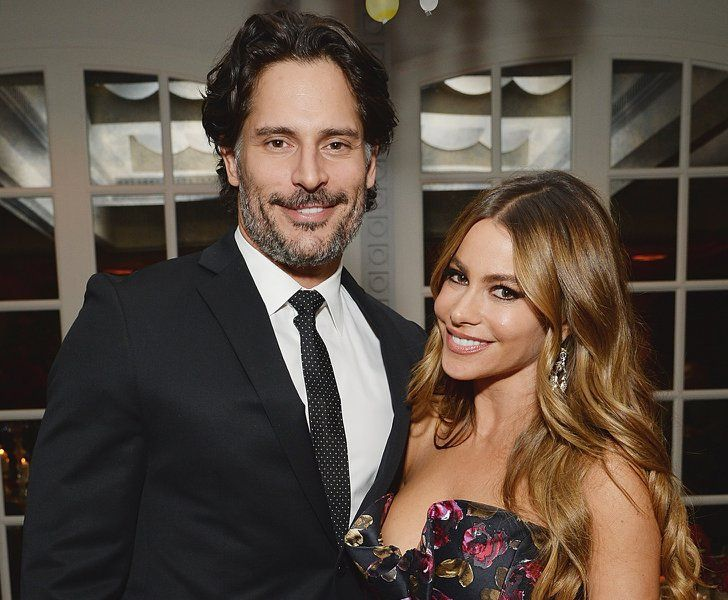 Pin for Later: Who Is Your Favourite New Couple of 2014? Joe Manganiello and Sofia Vergara