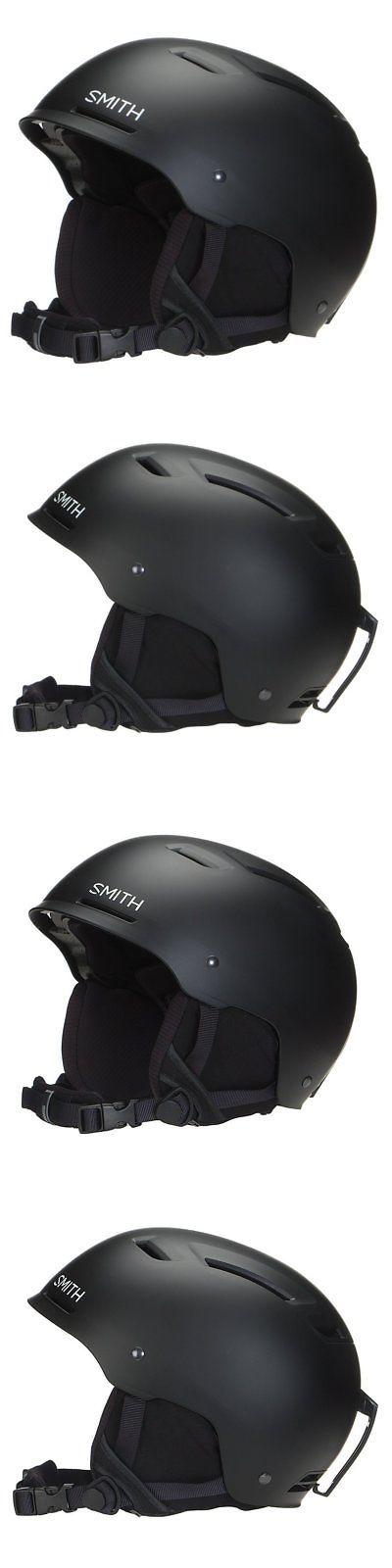 Protective Gear 36260: Smith Optics Pivot Adult Ski Snowmobile Helmet - Matte Black Large -> BUY IT NOW ONLY: $81.37 on eBay!