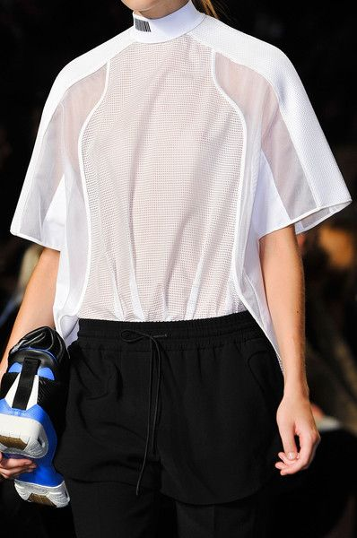 That mesh style line detail - Alexander Wang