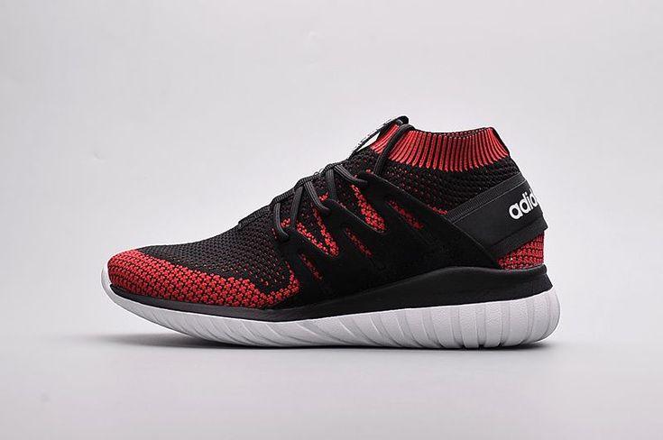Adidas Tubular Nova PK Coconut jogging 964 black and red